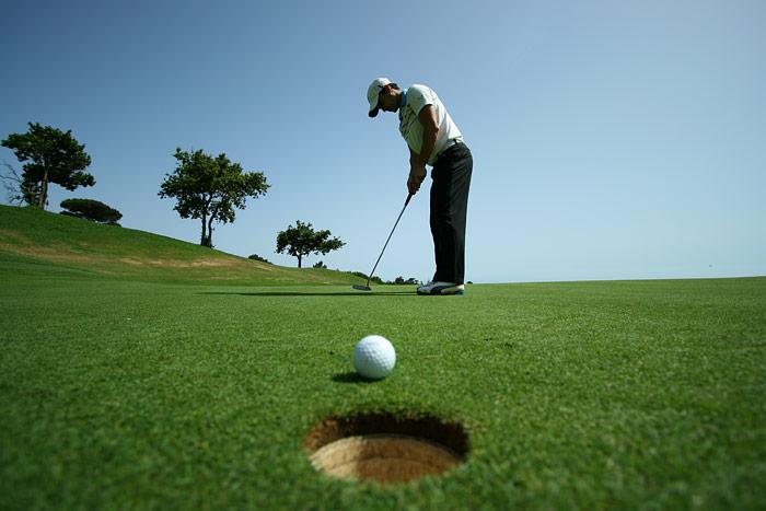 Hva er naturlig golf?